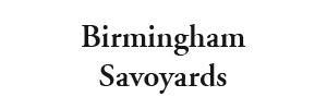 Birmingham Savoyards