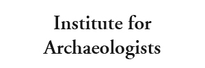 Institute Archaeologists