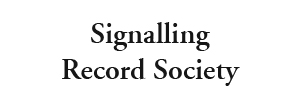 Signalling Record Society